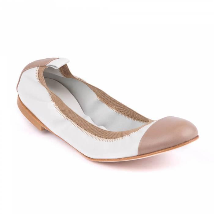 Ballerina bicolor Bianche