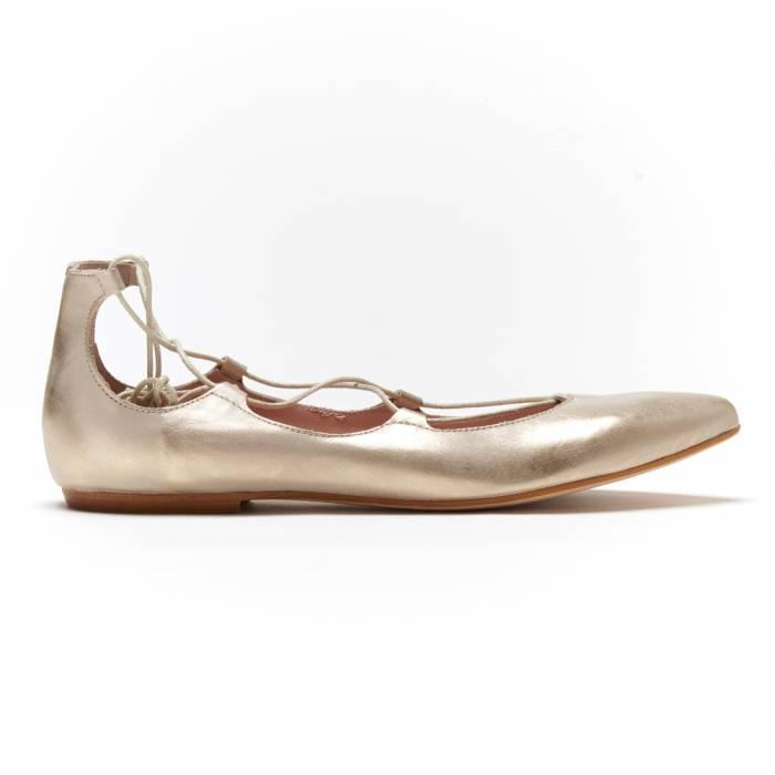 Ballerina Lace Oro
