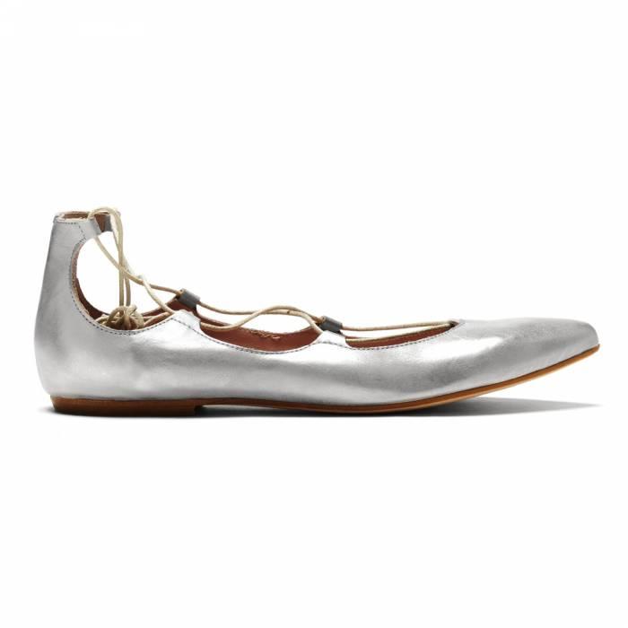 Ballerina Lace Grigio chiaro