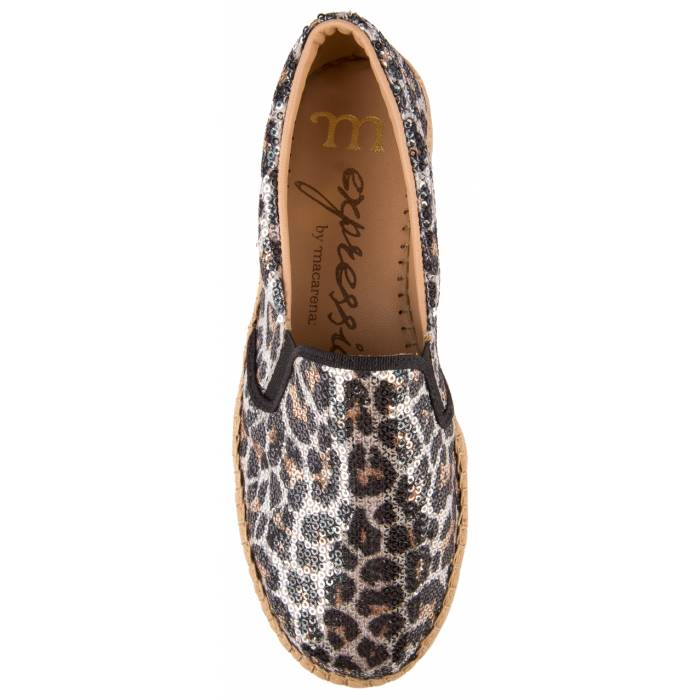 Espadrillas leopardo