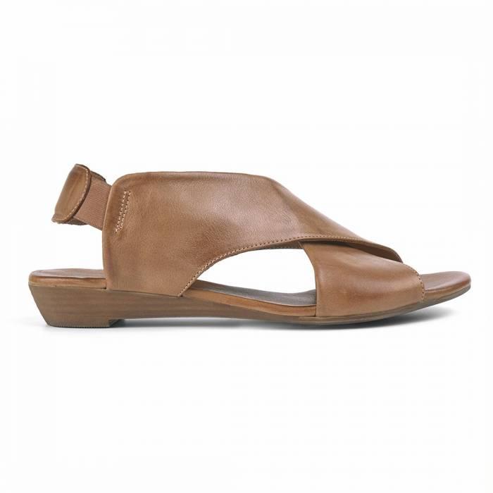 Sandalo 2408 Marrone chiaro