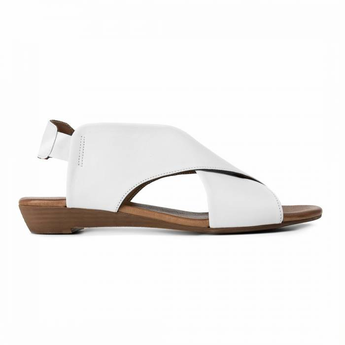 Sandalo 2408 Bianche