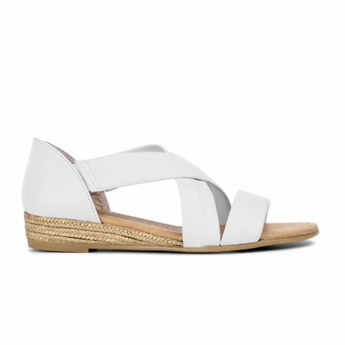 Sandalo 317 Bianche