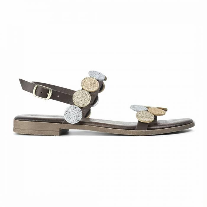 Sandalo 5348 Marroni