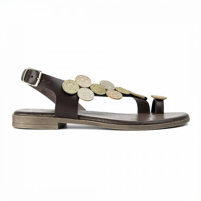 Sandalo 5363 Marroni