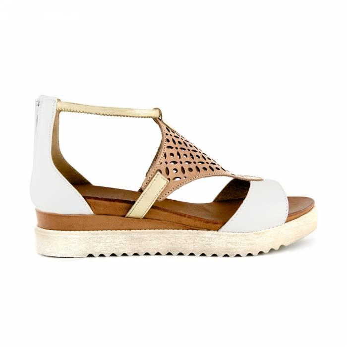 Sandalo abudabi Marroni