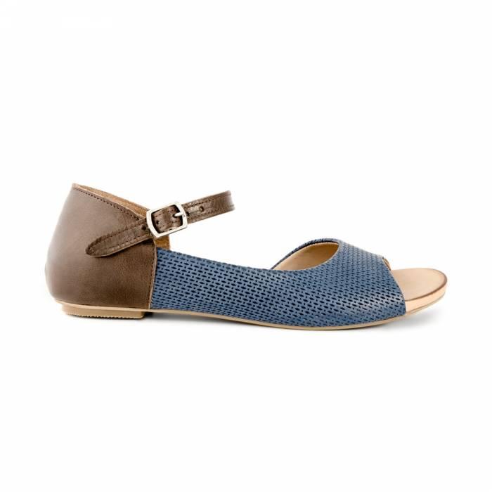 Sandalo Adalia Blu