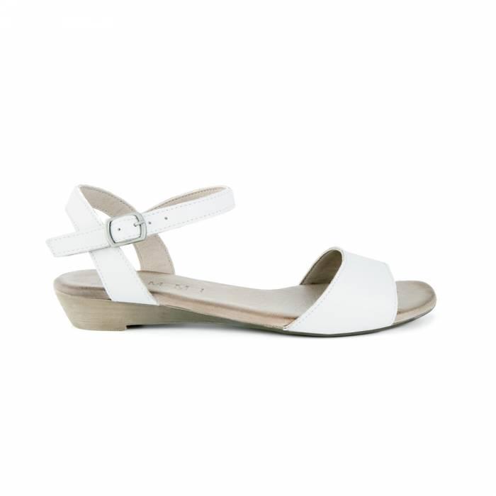Sandalo Adrienne Bianche