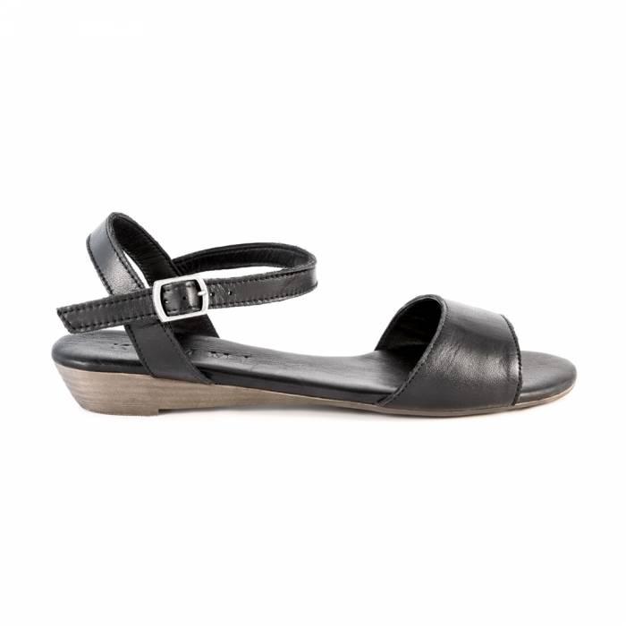 Sandalo Adrienne Nere