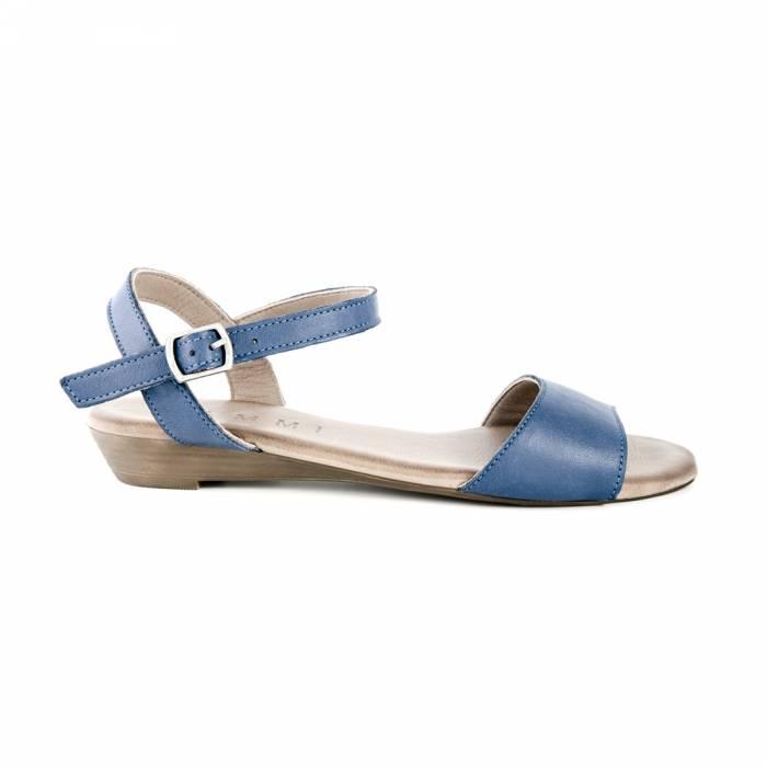 Sandalo Adrienne Blu