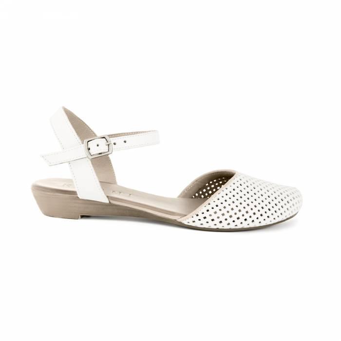 Sandalo Alice Bianche