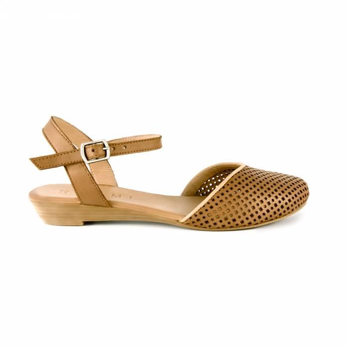 Sandalo Alice Marroni