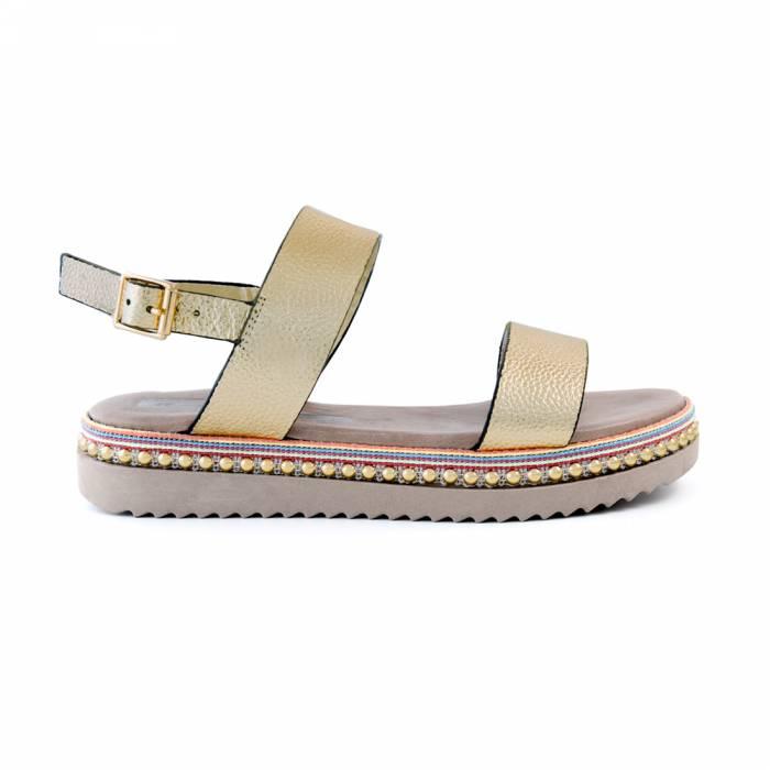 Sandalo Andora Beige