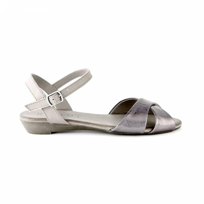 Sandalo Brusa Grigio chiaro