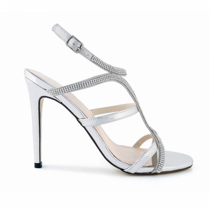 Sandalo Charlotte Grigie