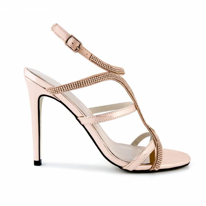 Sandalo Charlotte Rosa