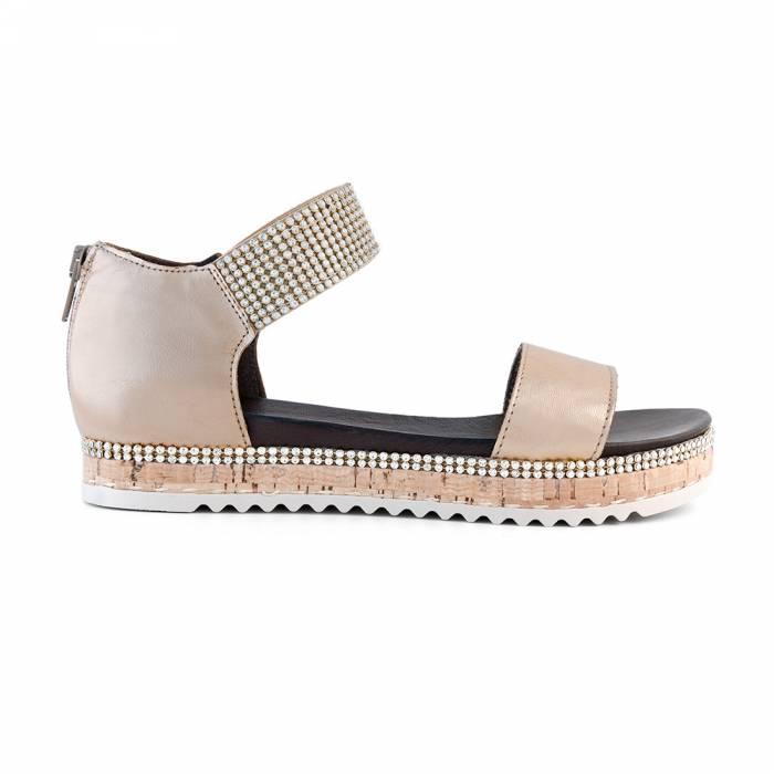 Sandalo Cindy Beige