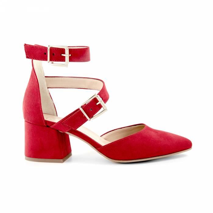 Sandalo Clovis Rosse