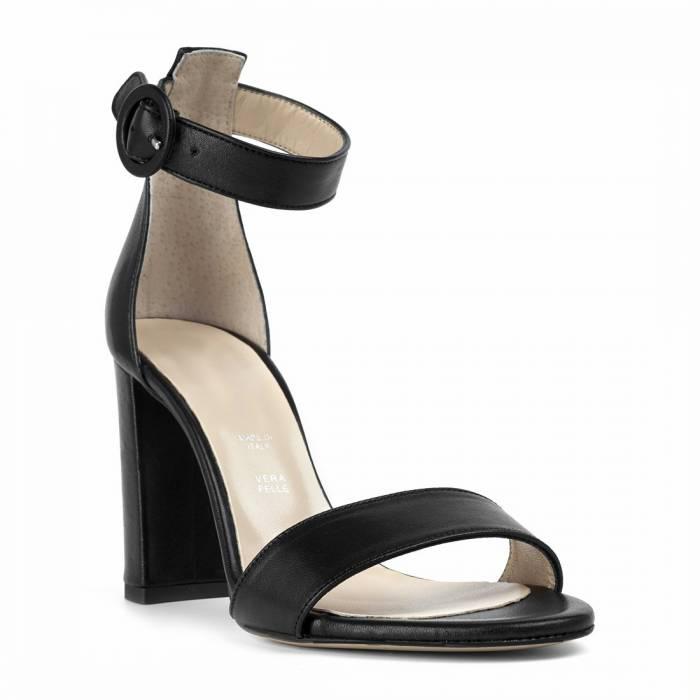 Sandalo con tacco 1005