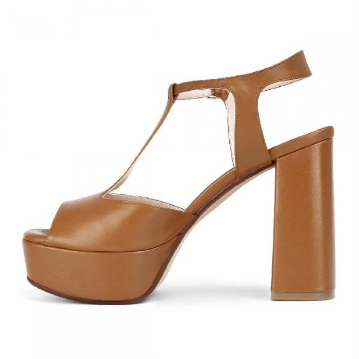 Sandalo con tacco 2210