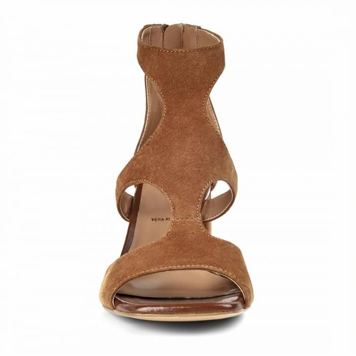 Sandalo con tacco 2604 cam