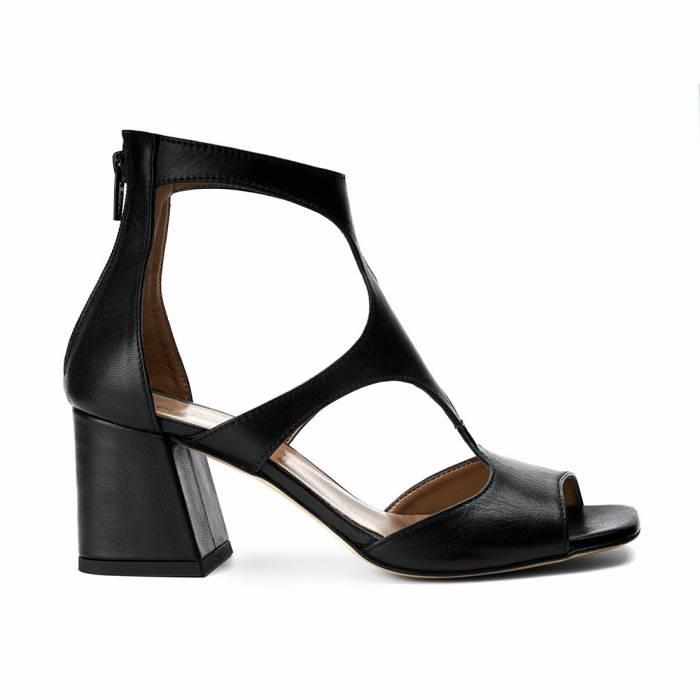 Sandalo con tacco 2604