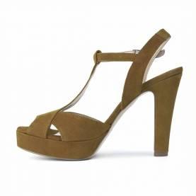 Sandalo con tacco 2687