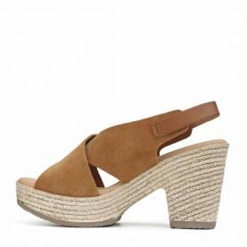 Sandalo con tacco 4605