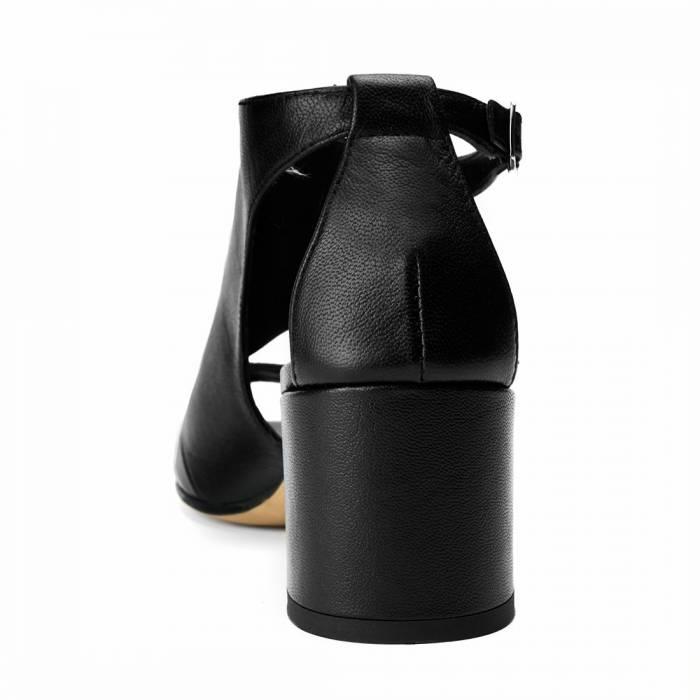 Sandalo con tacco 510A