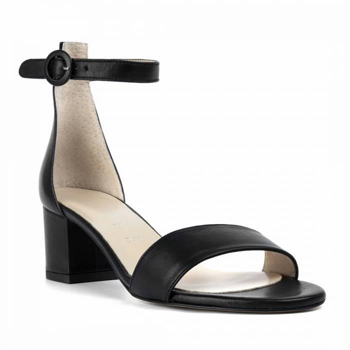 Sandalo con tacco 669