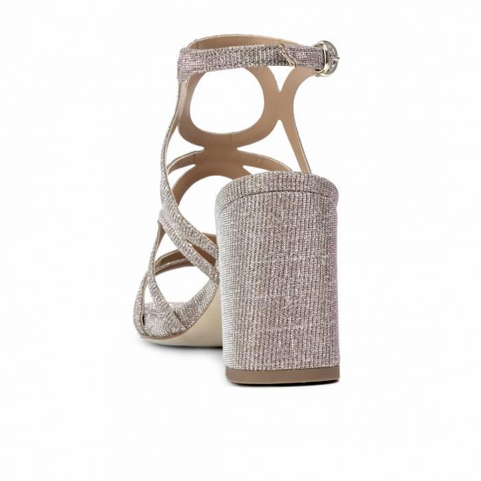 Sandalo con tacco 765 Gala