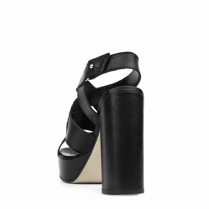 Sandalo con tacco Esse