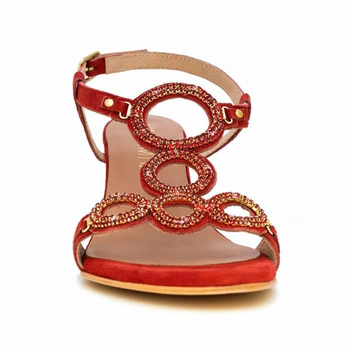 Sandalo con tacco H13