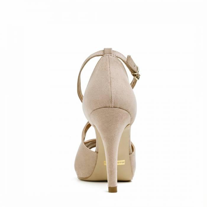 Sandalo con tacco I002
