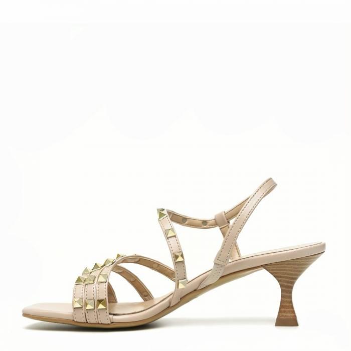 Sandalo con tacco K048