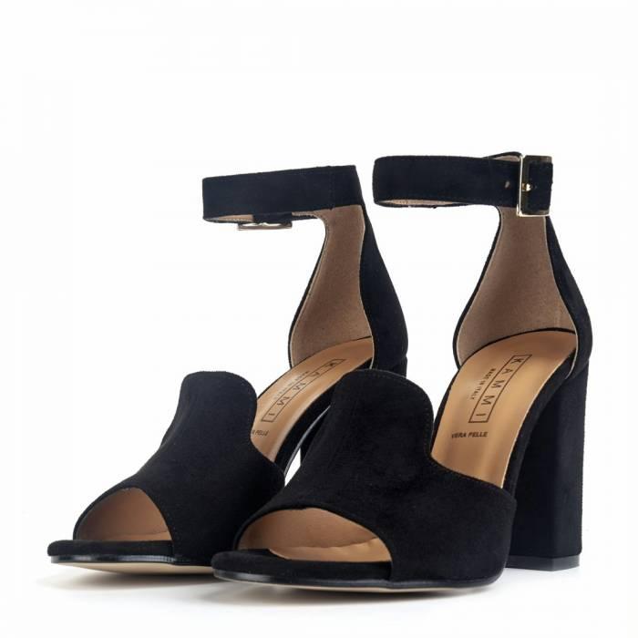 Sandalo con tacco NO26 Cam