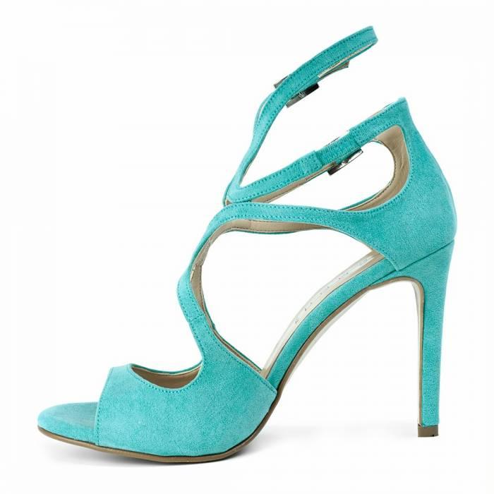 Sandalo con tacco P011