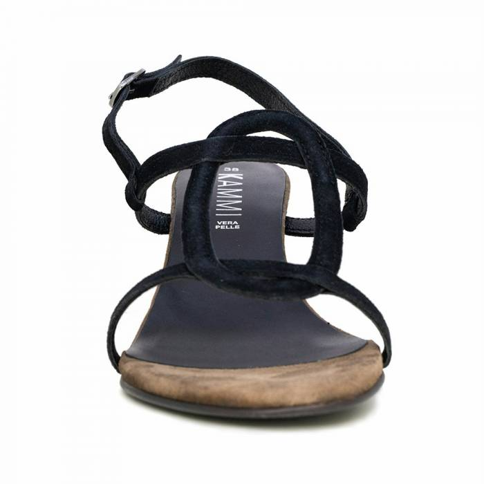 Sandalo con tacco P6 Cam
