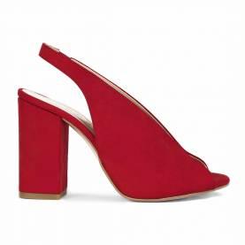 Sandalo con tacco Q001