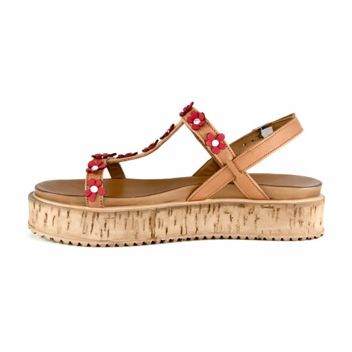 Sandalo con zappa Alassio