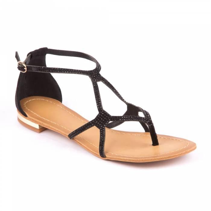 Sandalo gioiello Nere