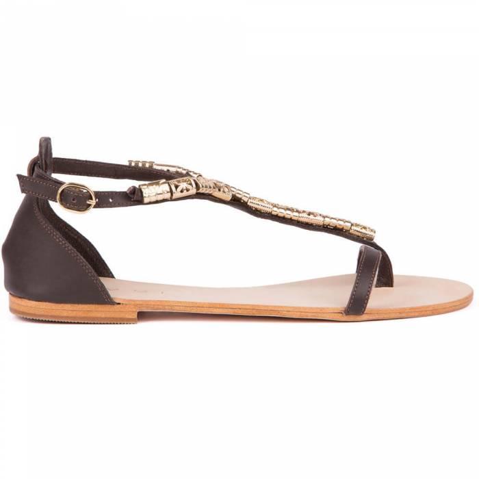 Sandalo gioiello Marroni