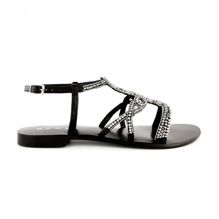 Sandalo Incas 148 Nere