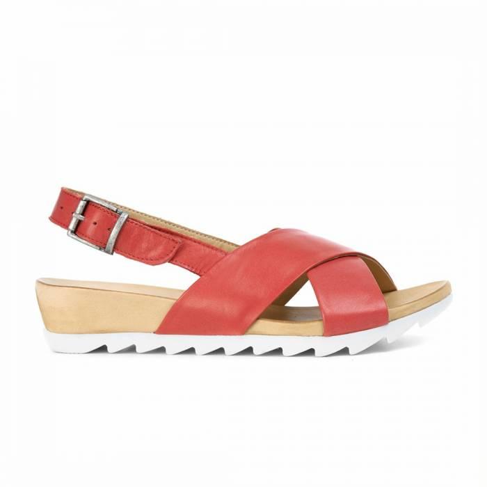 Sandalo J800 Rosse