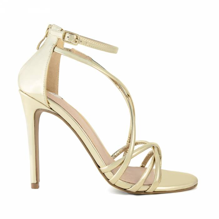 Sandalo Jenny Oro