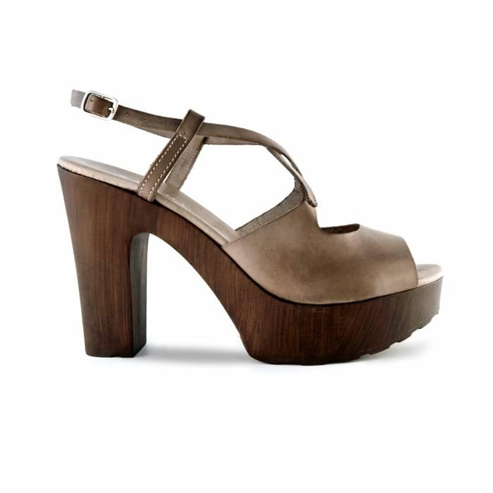 Sandalo Jessica 4425 Marroni