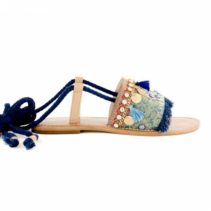 Sandalo Kebili Verdi