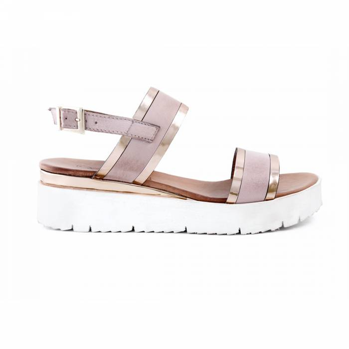 Sandalo Ledro Rosa