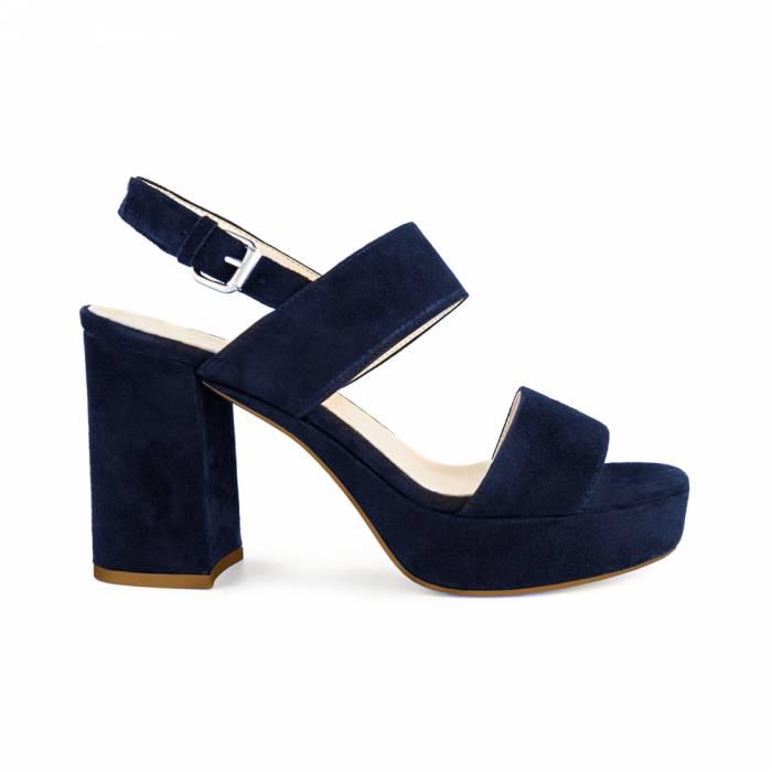 Sandalo liberty Blu