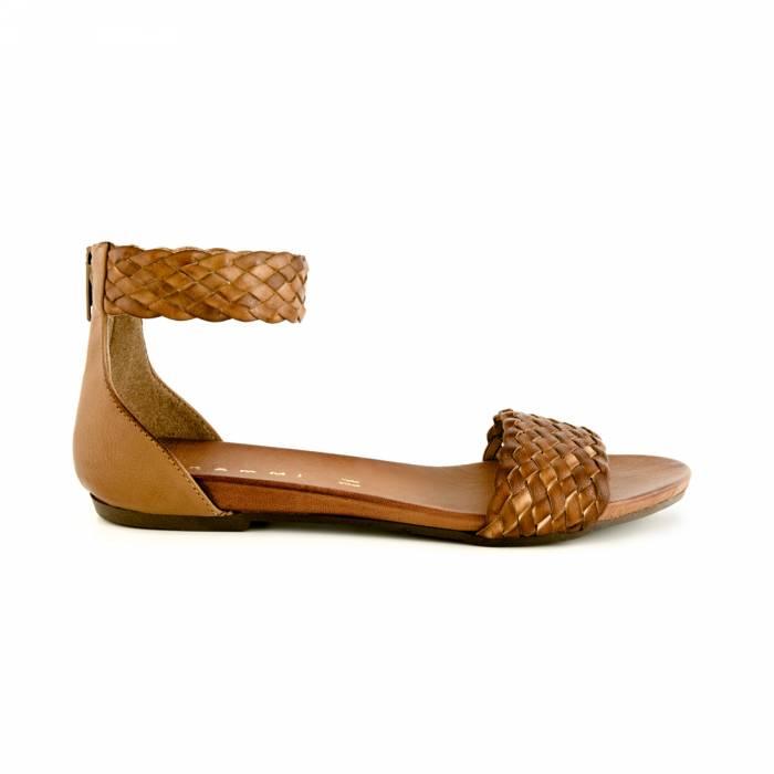 Sandalo malindi Marroni